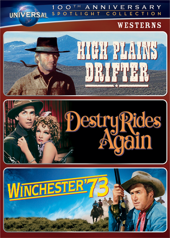 Westerns Spotlight Collection