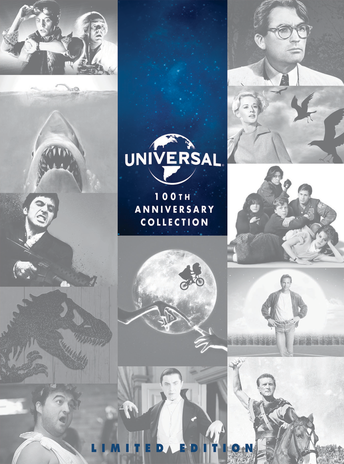 Universal 100th Anniversary Collection