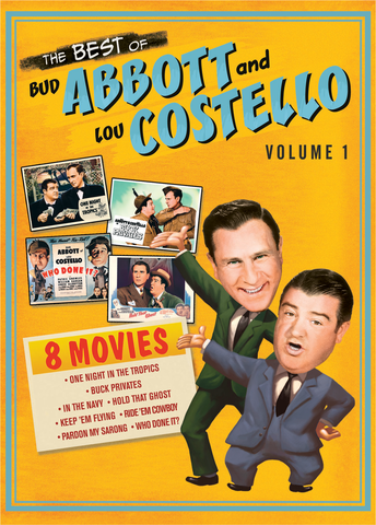 The Best of Bud Abbott and Lou Costello Volume 1