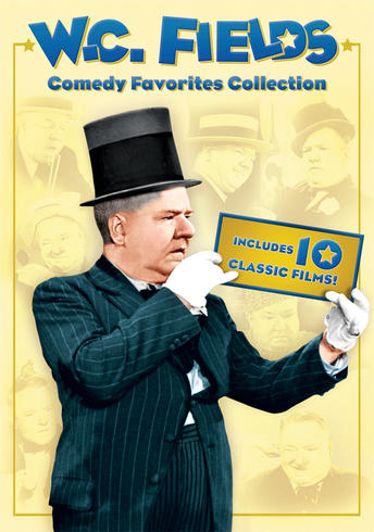 W.C. Fields Comedy Favorites Collection