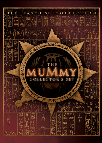 The Mummy Collector's Set