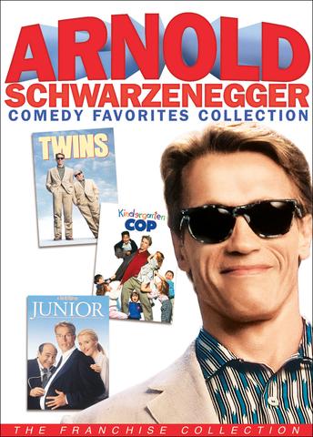 Arnold Schwarzenegger: Comedy Favorites Collection
