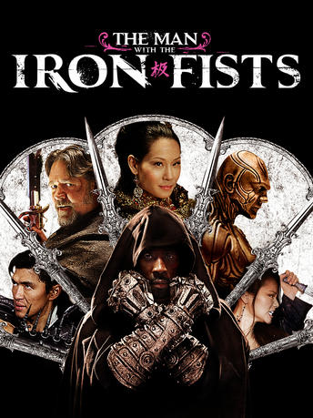 Man with the Iron fists