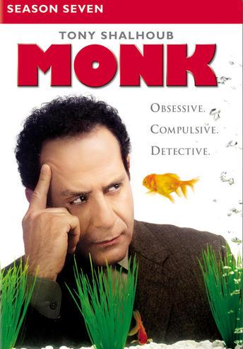 Monk: Season Seven