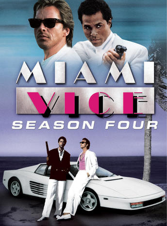 Miami Vice: Season Four