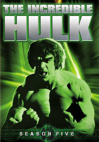 Incredible Hulk: Season Five