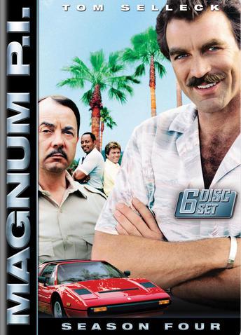 Magnum P.I.: Season Four