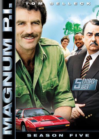 Magnum P.I.: Season Five