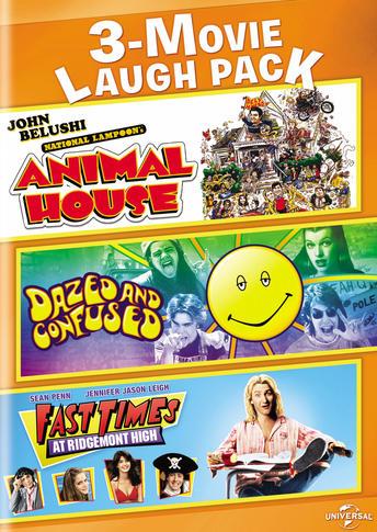 3-Movie laugh Pack