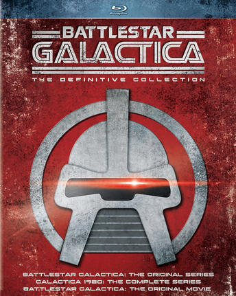Battlestar Galactica: The Definitive Collection