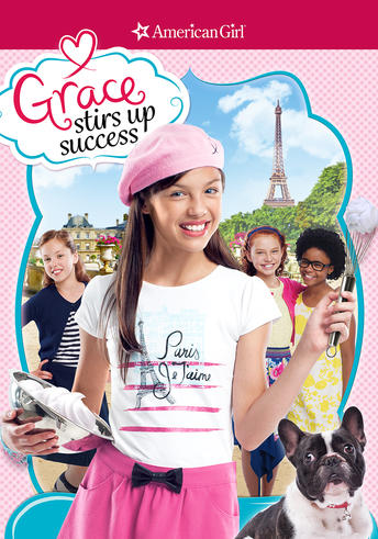 An American Girl: Grace Stirs Up Success