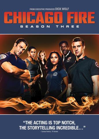 Chicago Fire: Season Three