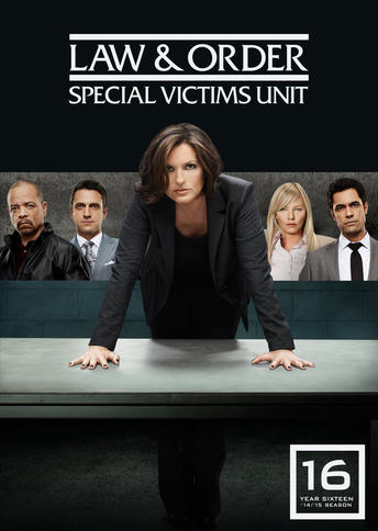 Law & Order: Special Victims Unit - The Sixteenth Year