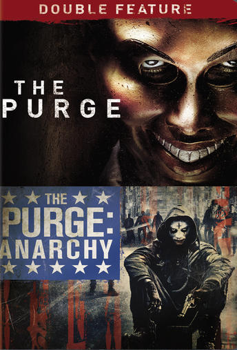 The Purge / The Purge: Anarchy Double Feature