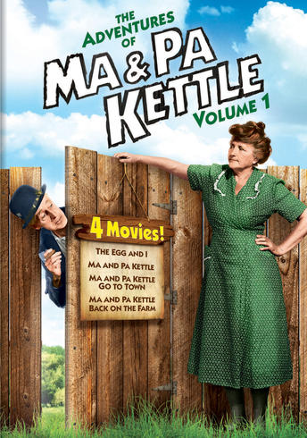 The Adventures of Ma & Pa Kettle V1