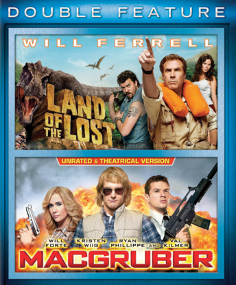 Land of the Lost MacGruber Double Feature