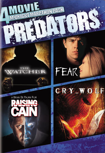 4 Movie Midnight Marathon Predators