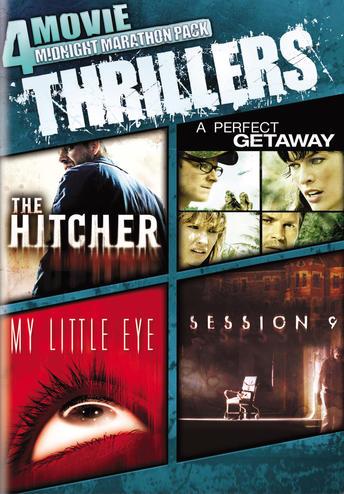 4 Movie Midnight Marathon Thrillers