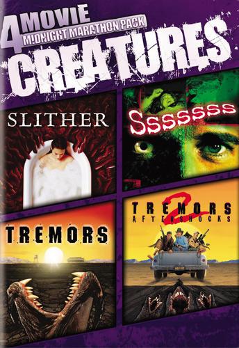 4 Movie Midnight Marathon Creatures