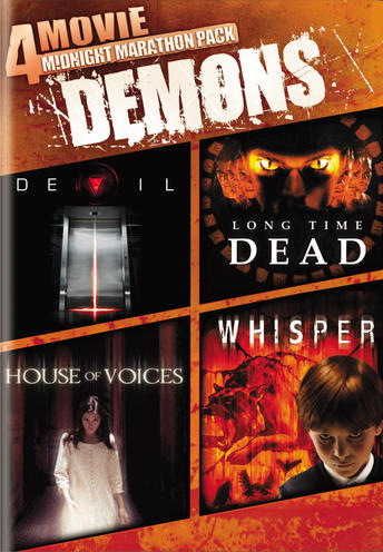 4 Movie Midnight Marathon Demons