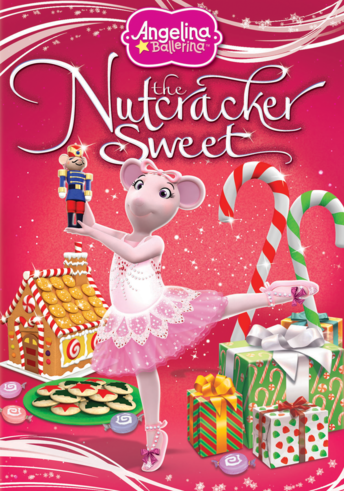 Angelina Ballerina The Nutcracker Sweet