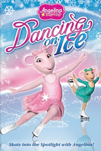 Angelina Ballerina Dancing on Ice