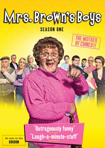 Mrs. Brown's Boys Season One