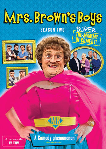 Mrs. Brown's Boys Season Two