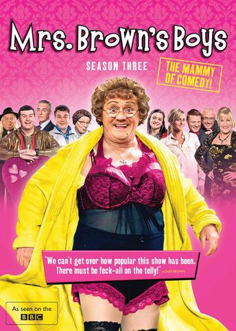 Mrs. Brown's Boys Season Three