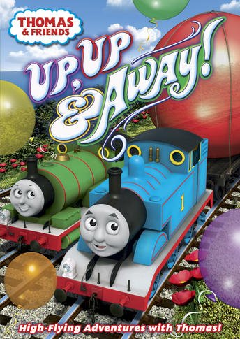 Thomas & Friends: Up, Up, & Away!