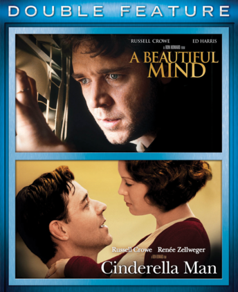 Double Feature A Beautiful Mind / Cinderella Man