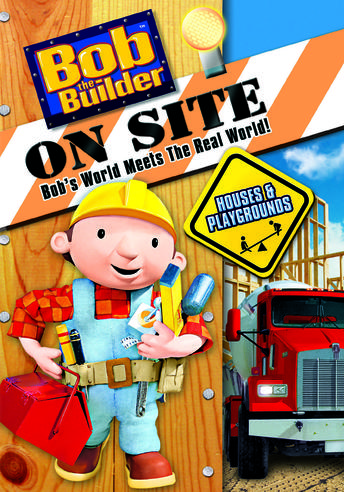 Bob the Builder On Site Houses & Playgrounds