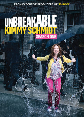Unbreakable Kimmy Schmidt Season One