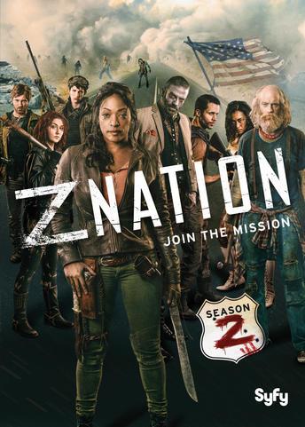 Z Nation Season Two