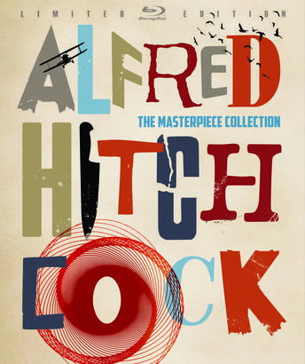 Alfred Hitchcock The Masterpiece Collected Limited Edition