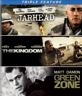 Jarhead / The Kingdom / Green Zone Triple Feature