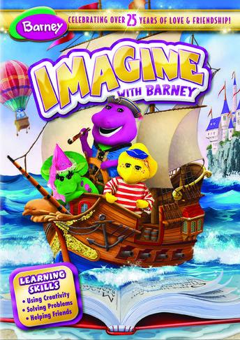 Barney: Imagine with Barney