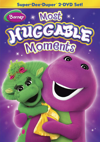 Barney: Most Huggable Moments Super-Dee-Duper 2-DVD Set (Most Huggable Moments / Dino-mite Birthday)