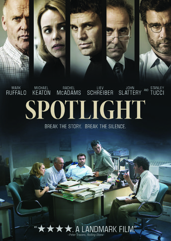 Spotlight | Own & Watch Spotlight | Universal Pictures