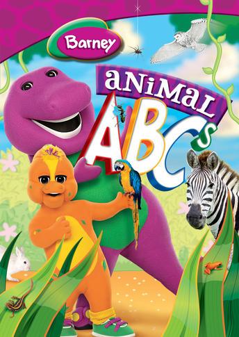 Barney: Animal ABCs