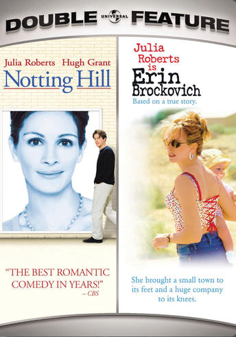Notting Hill / Erin Brockovich Double Feature