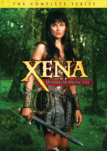 Xena Warrior Princess: The Complete Series