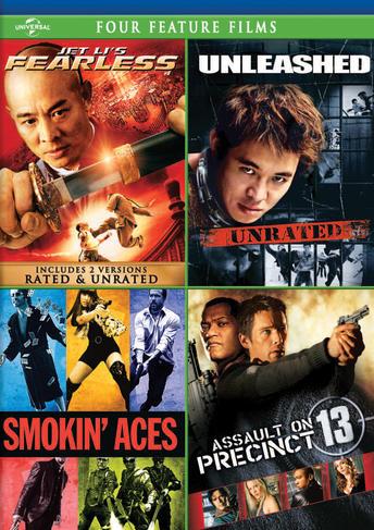 Four Feature Films