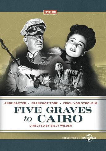 Five Graves of Cairo