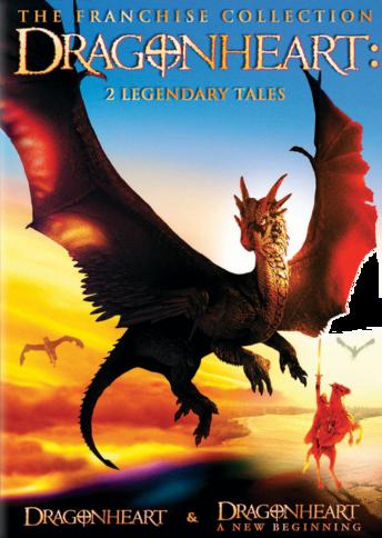 Dragonheart: 2 Legendary Tales