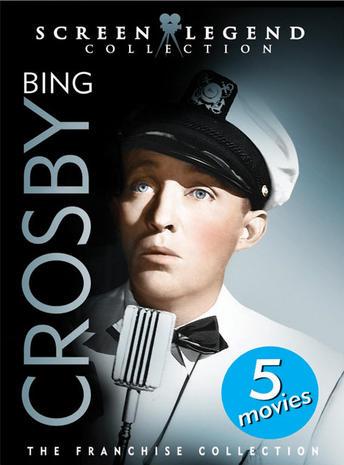 Bing Crosby Screen Legend