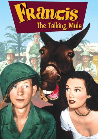 Francis the Talking Mule