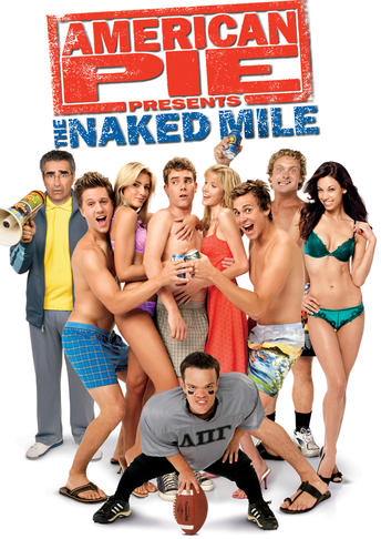 American Pie Presents The Naked Mile Watch On Blu Ray Dvd