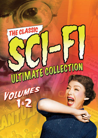 Sci-Fi Ultimate Collection V1 & V2