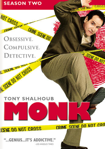Monk: Season Two